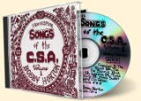 Homespun Songs of the C.S.A., Volume 1 Lyrics Bobby Horton