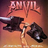 Strength Of Steel Lyrics Anvil