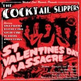 St. Valentine's Day Massacre Lyrics Cocktail Slippers