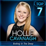 American Idol: Top 7 (second week) – Songs from Now & Then Lyrics Hollie Cavanagh