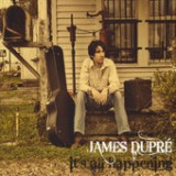It's All Happening Lyrics James Dupré