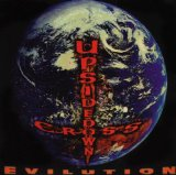 Evilution Lyrics Upsidedown Cross