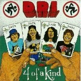4 Of A Kind Lyrics D. R. I