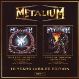Millennium Metal: Chapter One Lyrics Metalium