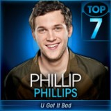 American Idol: Top 7 (second week) – Songs from Now & Then Lyrics Philipp Philipps