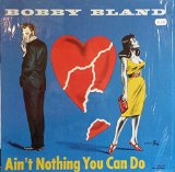 Ain't Nothing You Can Do Lyrics Bobby