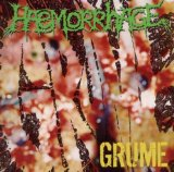 Grume Lyrics Haemorrhage