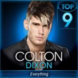 American Idol: Top 9 – Their Personal Idols Lyrics Colton Dixon