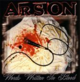 Words Written In Blood (EP) Lyrics Arson