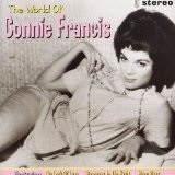 The World Of Lyrics Connie Francis
