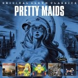 ORIGINAL ALBUM CLASSICS Lyrics Pretty Maids