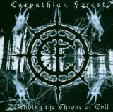 Defending the Throne of Evil Lyrics Carpathian Forest