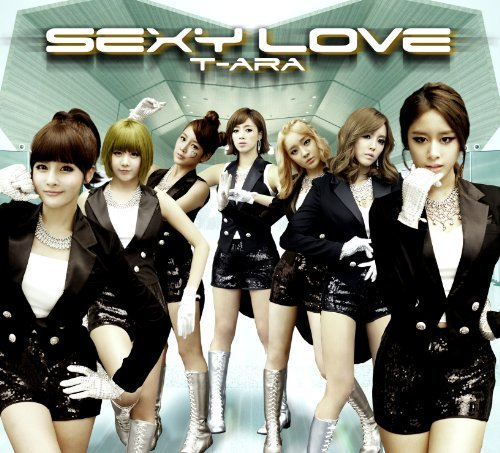 Sexy Love (Japanese ver.) Lyrics T-ARA
