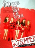 Hot Summer Lyrics F(x)