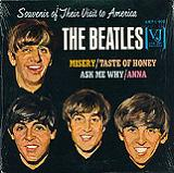 Souvenir Of Their Visit To America (EP) Lyrics The Beatles