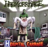 Hospital Carnage Lyrics Haemorrhage