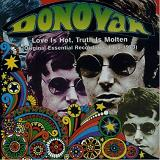 Love Is Hot Truth Is Molten Lyrics Donovan