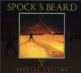 V Lyrics Spock's Beard