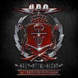 Navy Metal Night Lyrics U. D. O.