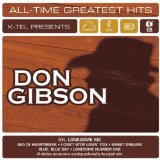 K-Tel Greatest Hits Lyrics Don Gibson