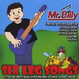 Six Leg Songs Lyrics Mr. Billy
