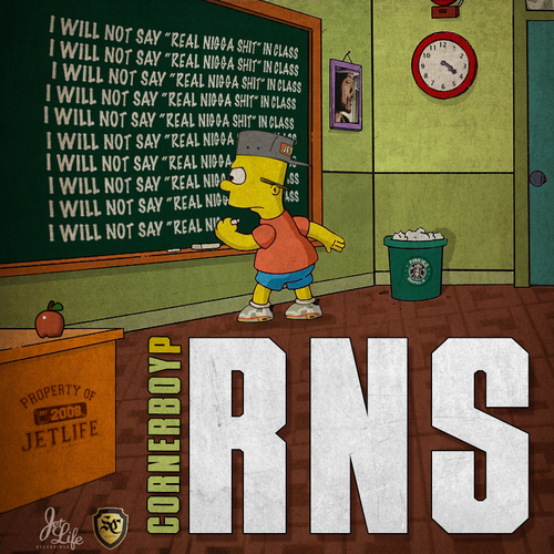 RNS (Mixtape) Lyrics Corner Boy P