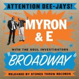 Broadway Lyrics Myron & E