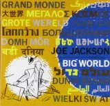 Big World Lyrics Joe Jackson