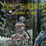 Somewhere In Time Lyrics Iron Maiden