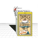 It's Amazing- With Too Much Coffee Lyrics Rick Tobey