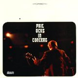 Phil Ochs In Concert Lyrics Ochs Phil