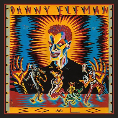 So-Lo Lyrics Danny Elfman