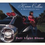 Tail Light Blues Lyrics Karen Collins & Backroads Band