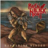 Barbarian Winter Lyrics Raven Black Night