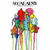 Where Do You Hide Your Toys - EP Lyrics Sugar Army