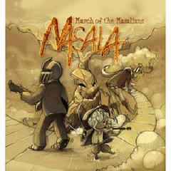March Of The Masalians Lyrics Masala