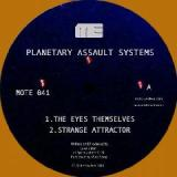 The Eyes Themselves Lyrics Planetary Assault Systems