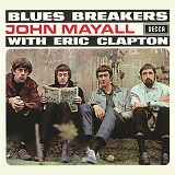 Bluesbreakers With Eric Clapton Lyrics John Mayall