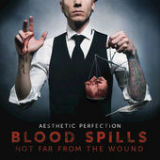 Blood Spills Not Far From the Wound Lyrics Aesthetic Perfection
