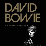 FIVE YEARS 1969-1973 Lyrics DAVID BOWIE