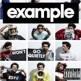 Won't Go Quietly Lyrics Example