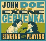 Singing and Playing Lyrics John Doe & Exene Cervenka