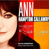 From Sassy to Divine: Sarah Vaughan Project Lyrics Ann Hampton Callaway