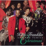Christmas Lyrics Kirk Franklin & The Family