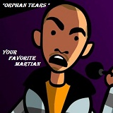 Orphan Tears (Single) Lyrics Your Favorite Martian