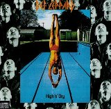 High & Dry Lyrics Def Leppard