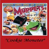 Favorites From Jim Henson's Muppets Lyrics Cookie Monster