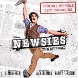Newsies Soundtrack Lyrics Menken Alan