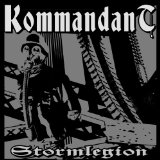 Stormlegion Lyrics Kommandant