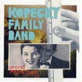 Of Epic Proportions (EP) Lyrics Kopecky Family Band